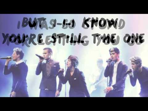 One Direction - Still The One ( Lyrics Video ) video
