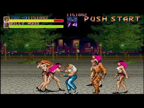 Capcom Digital Collection: Final Fight Double Impact [Detonado]