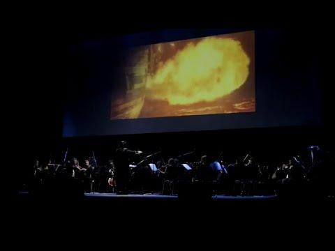 Музыка из к/ф Пираты Карибского моря в исполнении оркестра Lords of the sound, Hans Zimmer