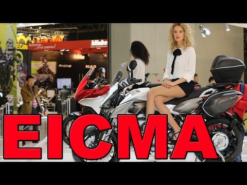 EICMA 2014 Milano Salone Mondiale del Motociclismo