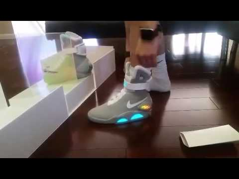 Back to the Future shoes!