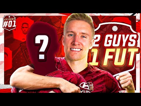 2 GUYS 1 FUT! | Brand NEW FIFA 20 Road To Glory! #1