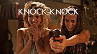 KNOCK KNOCK (Trailer + Sottotitoli in ITALIANO)