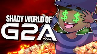 The Shady World of G2A