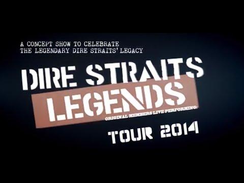 dIRE sTRAITS LEGENDS - Tour 2014