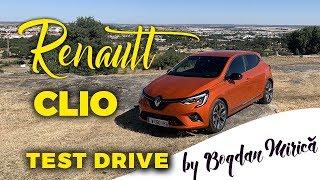 Noul Renault Clio - test drive de Bogdan Mirică