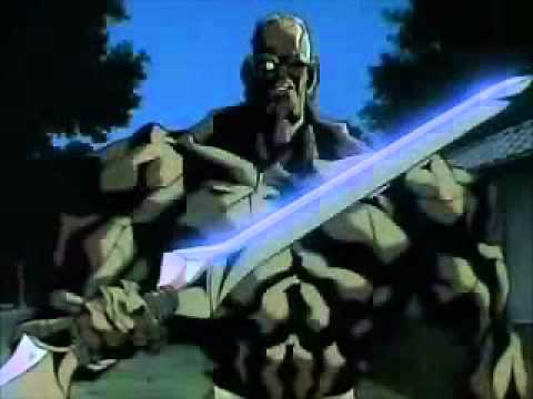 Ninja Scroll Death Of Tessai Youtube