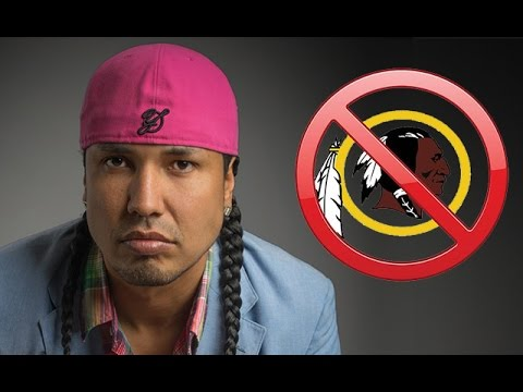 Gyasi Ross on Change The Mascot Name Redskins Controversy (2014)