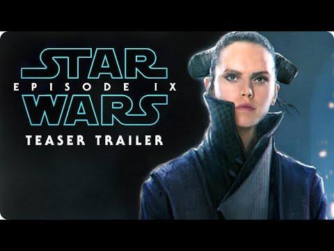 "Star Wars: Episode IX - Teaser Trailer Concept #1 (2019) ""Remember"" Daisy Ridley, Adam Driver Movie"