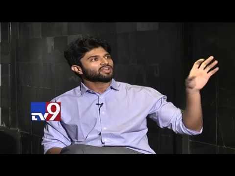 90 % Sex and 10 % love ? - Vijay Devarakonda on Arjun Reddy - TV9