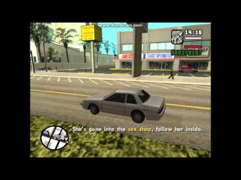 GTA SanAndreas - Walkthrough - Key to Her Heart - Part.85