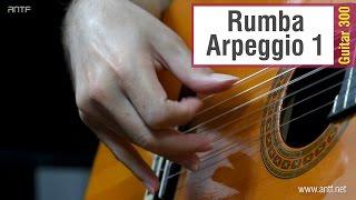Guitar 300 - Rumba Arpeggio 1 - بالعربية (Dr. ANTF)