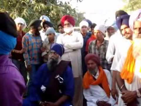 Modern Style Punjabi Turban Tutorial - Part 1 (Bathinda) 94635...