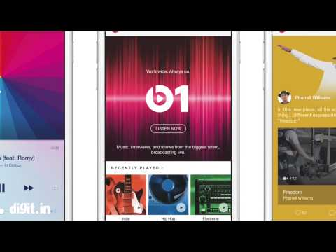 WWDC 2015: Apple Music streaming service debuts