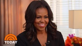 Michelle Obama Opens Up To Jenna Bush Hager About Her New Book - Full Interview | TODAY
