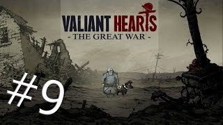 Valiant Hearts: The Great War (#9) - ПОБЕГ