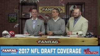 The San Francisco 49ers Select Alabama LB Reuben Foster in the NFL Draft