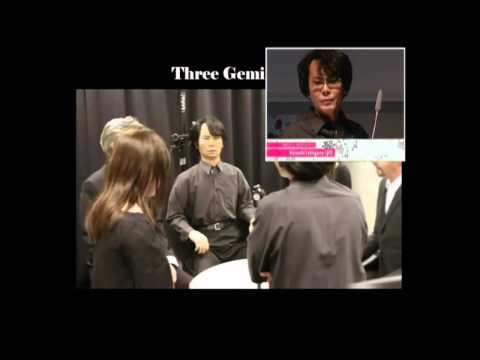 Hiroshi Ishiguro (JP) - THE BIG PICTURE Symposium - EN