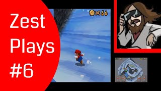 Super Mario 64 DS Zest Plays #6 - Not so Cool Mountain
