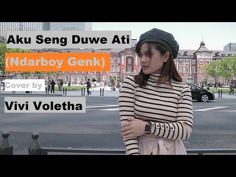 Download Aku Seng Duwe Ati  Ndarboy Genk  Cover by Vivi Voletha Mp4 baru