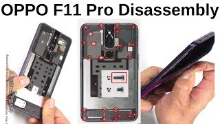 OPPO F11 Pro disassembly || OPPO F11 Pro teardown || how to disassemble F11 Pro || Android Corridor