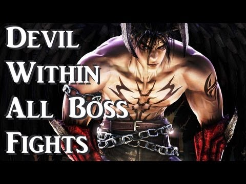 Tekken 5 : Devil Within - All Boss Fights video