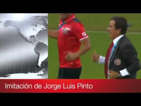 Imitación de Jorge Luis Pinto