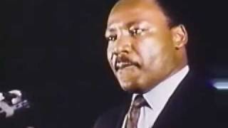 Martin Luther King's Prophetic Speech