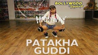 Super Dancer - Chapter 2 - Auditions  - Palak Jain (Patakha Guddi Highway).