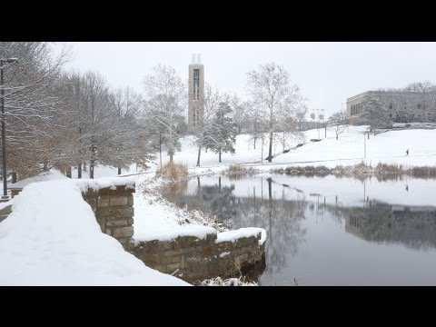 Explore KU Seasons: Winter