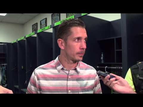 Interview: Troy Perkins post-match vs Colorado Rapids