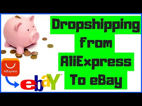Dropshipping From Aliexpress To eBay - Dropship From Ali Express to eBay