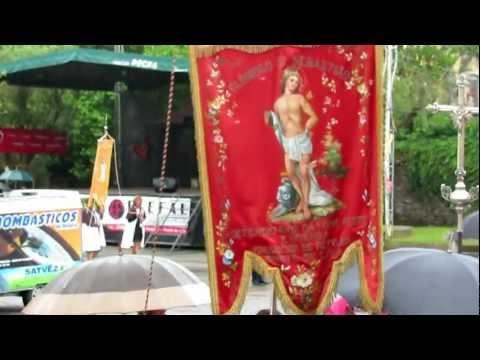 Festa de Santo Ant�nio Ref�ios do Lima Ponte de Lima 2012 parte: 1