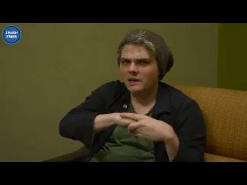 Smash Press: Gerard Way interview