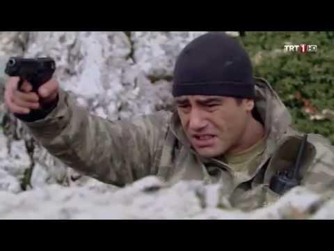Sakarya Fırat 129. Bölüm Osman Kanat Vurulduğu Sahne