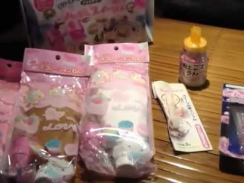 Revue : Kit Japonais pâte d'argile FUWA FUWA commandé chez modes4u