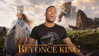 EPIC BEYONCÉ LION KING MASHUP by Todrick Hall