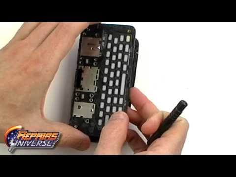 Video: HTC EVO Shift 4G Touch Screen Replacement Take Apart Guide