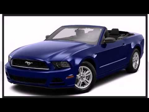 2014 Ford Mustang Video