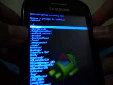 How To Root Galaxy Ace 2 jelly bean official