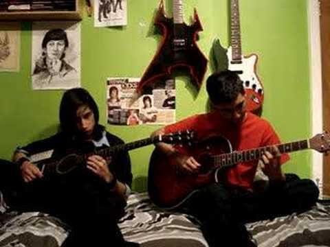 Underoath - Down, Set, Go (Acoustic Cover)