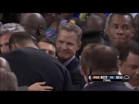 Harrison Barnes game-winner: Phoenix Suns at Golden State Warriors