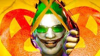 Mortal Kombat XL - All Fatalities & X-Rays on on X-Men Deadpool Leatherface Costume Mod Gameplay
