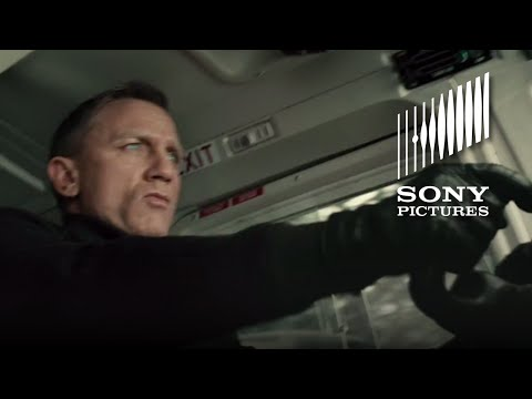 SPECTRE - First TV Spot - In Theaters 11/6
