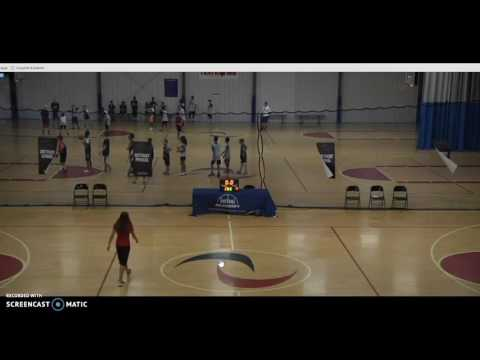 Pistons Camp #1