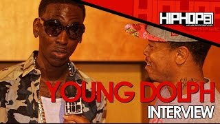 "Young Dolph Talks His ""American Gangster Tour"", Advice From 2 Chainz & Gucci Mane & More"