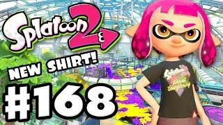 Get Your World Championship Shirt! - Splatoon 2 - Gameplay Walkthrough Part 168 (Nintendo Switch)