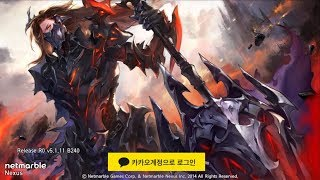 Seven Knights New Especial Hero Sylvesta animation preview skill and more