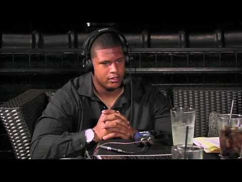 Future hall of famer Orlando Pace surprises Rams offensive tackle Rodger Saffold by calling in during an interview on 101ESPN. Saffold says Pace has been his...