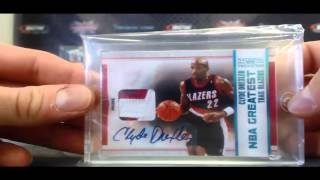 BlowoutCardsTV - Ami C's 2013 SBay Super Box Basketball Box #2